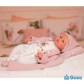Muñeca Eva Chaqueta Guca