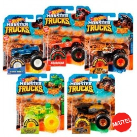Hot Wheels Monster Surtido