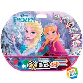 Giga Block Frozen