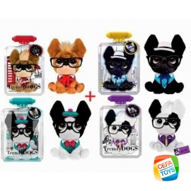 Peluche Tendry Dogs Surtidos