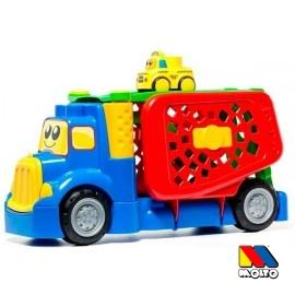 Camion Portacoches Molto