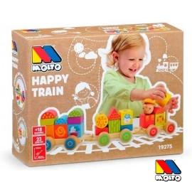 Tren de Madera Molto