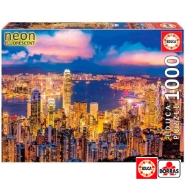 Puzzle 1000 Hong Kong Fluor