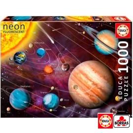 Puzzle 1000 Sistema Solar