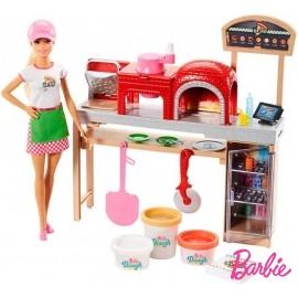 Barbie Cheff de Pizzas