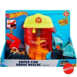 Hot Wheels Superrescate del Fuego