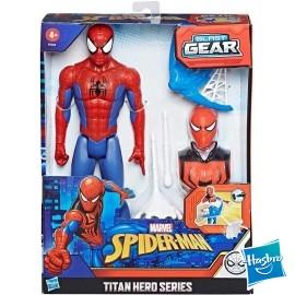 Spiderman con Accesorios