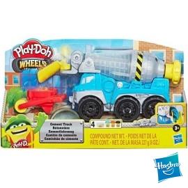 Play Doh Camion de Cemento