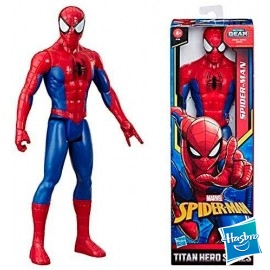 Figura Titan Spiderman