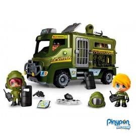 Pin y Pon Furgon Militar