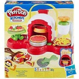 Play Doh La Pizzeria
