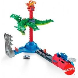 Hot Wheels Ataque del Dragon