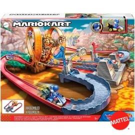 Hot Wheels Pista Mario Kart