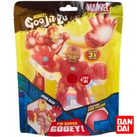 Goo Jit Zu Iron Man