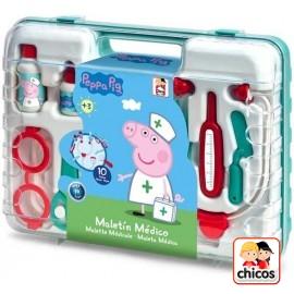 Maletin Medico Peppa Pig