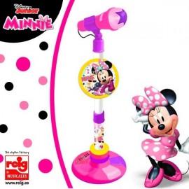 Micro de Pie Minnie