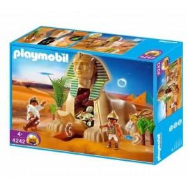 Esfinge con Momia Playmobil