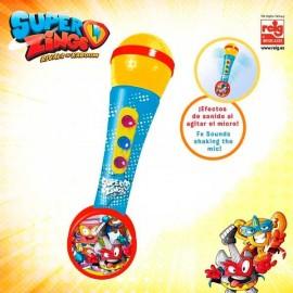 Microfono Superzings