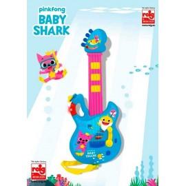 Guitarra Baby Shark