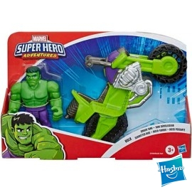 Moto Tanque Hulk