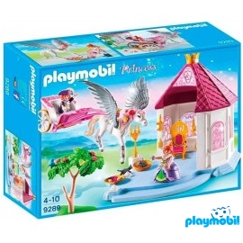 Pabellon Real Playmobil