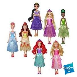 Pack 7 Princesas Disney