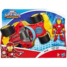Bolido Iron Man
