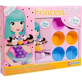 Cupcakes Pirncess Model