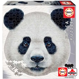 Puzzle Oso Panda