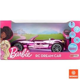 Coche R/C Barbie