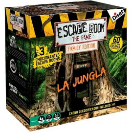 Escape Room Jungle Family