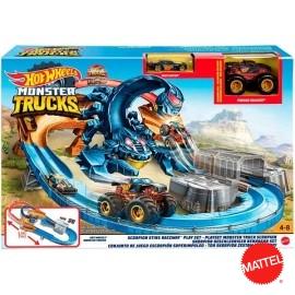 Hot Wheels Moster Ataque Escorpion