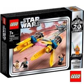 Lego Star Wars Vaina de Carreras