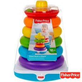 Piramide Gigante Fisher Price