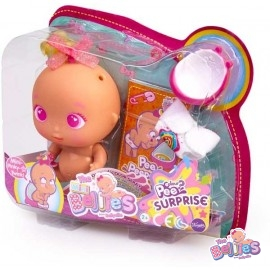 The Bellies Mini Pinky Twink
