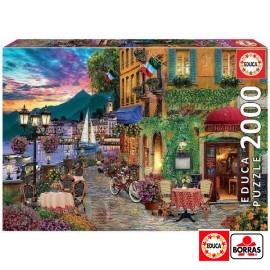 Puzzle 2000 Italian Fascino