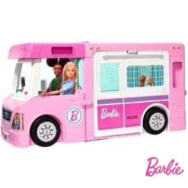 Autocarabana Barbie