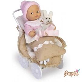 Barriguitas Carro Bebe