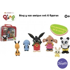 Bing Set 6 Figuras