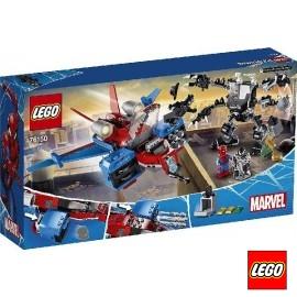 Lego Spiderman Spiderjet