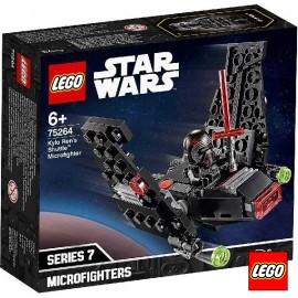 Lego Star Wars Lanzadera Kylo