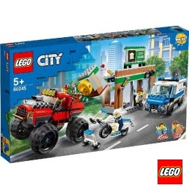 Lego Ataque del Monster