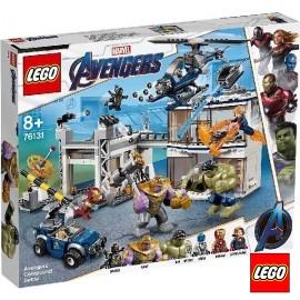 Lego Batalla en el Complejo de los Vengadores