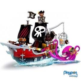 Pin y Pon Barco Pirata