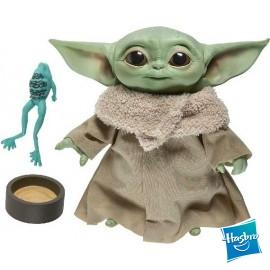 Peluche Baby Yoda Parlante