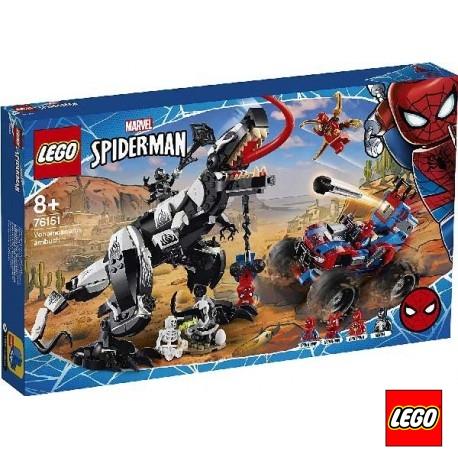 Lego Spìderman Venomosaurus