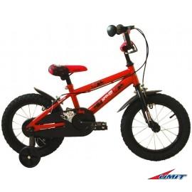 "Bicicleta 14"" Apolon Roja"
