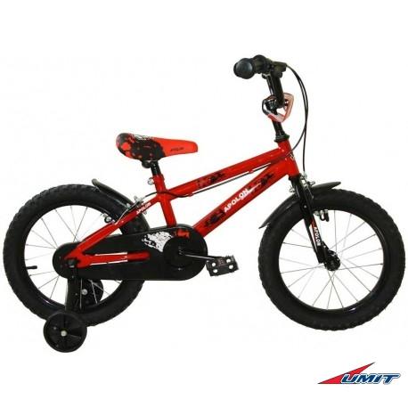 "Bicicleta 16"" Apolon Roja"