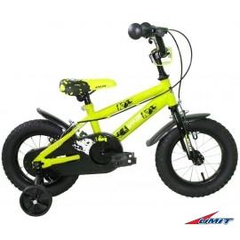 """Bicicleta 12"""" Apolon Verde"""