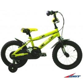 """Bicicleta 14"""" Apolon Verde"""